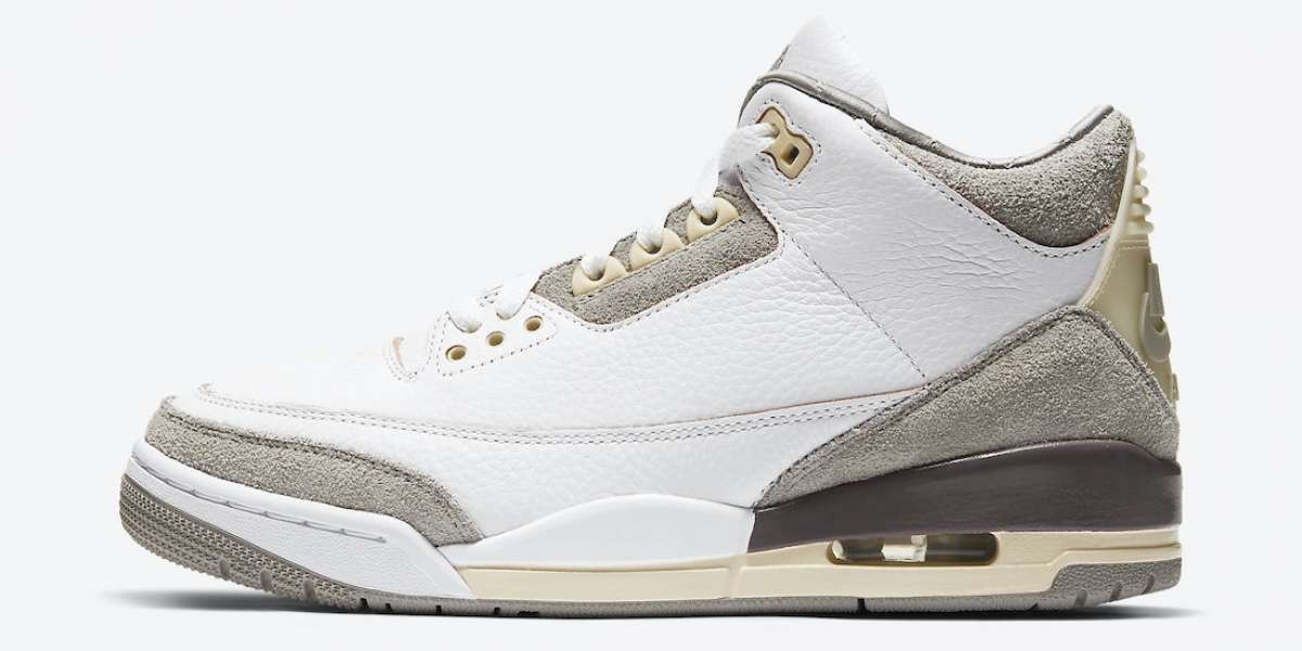 High-spec joint A Ma Maniére x Air Jordan 3 DH3434-110 Cheap For Sale