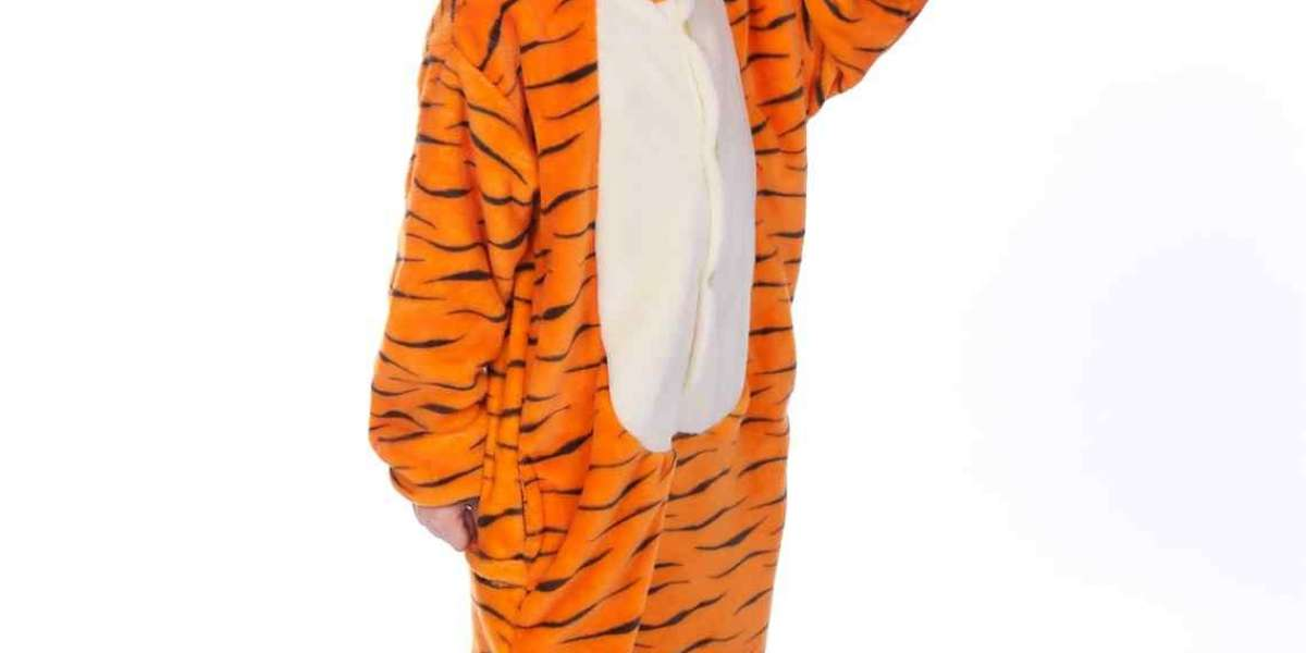 Fashionable Men And Women's Halloween Onesies