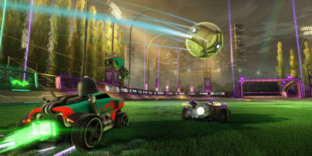 Rocket League is making its own push to hook a soccer loving
