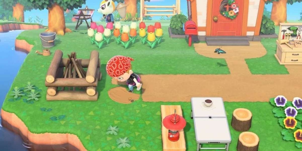 New characters appear in Animal Crossing: New Horizons