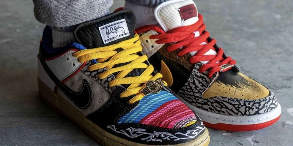 """How about the Brand New 2021 Nike SB Dunk Low """"What The P-Rod"""" CZ2239-600?"""
