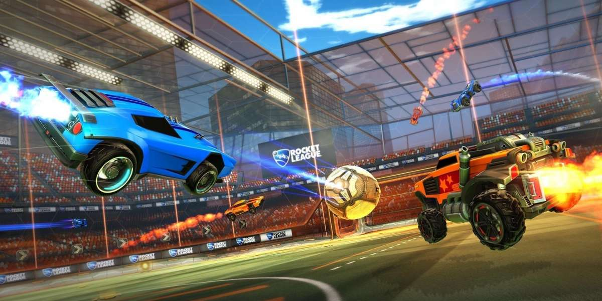 Rocket League may also be making its debut on a cutting edge one