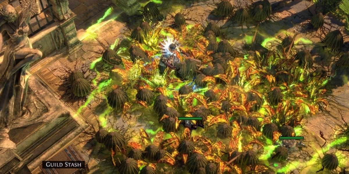 The path of exile has gone through a difficult week of expansion issues