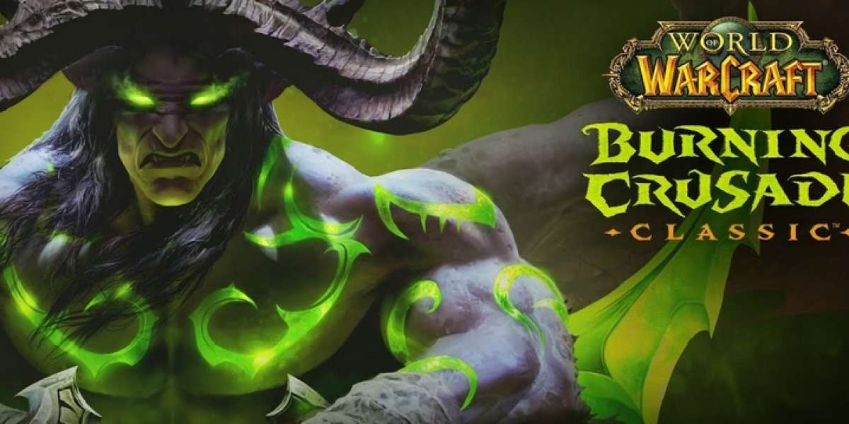 World of Warcraft: Burning Crusade Classic is the best choice for players