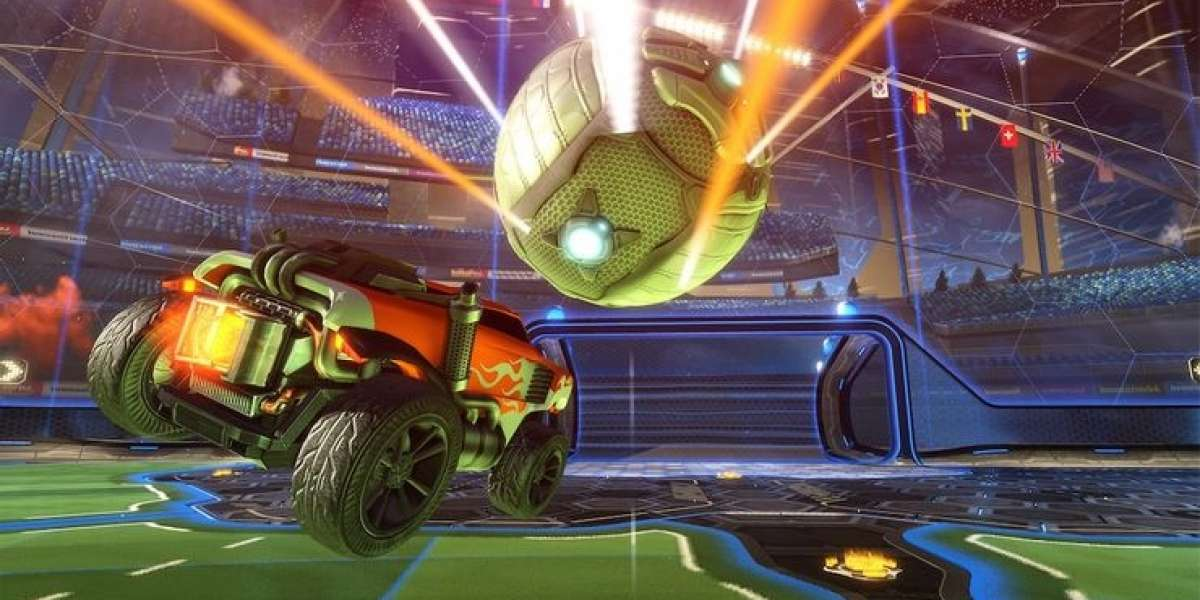 One of the coolest features in this new Rocket League update