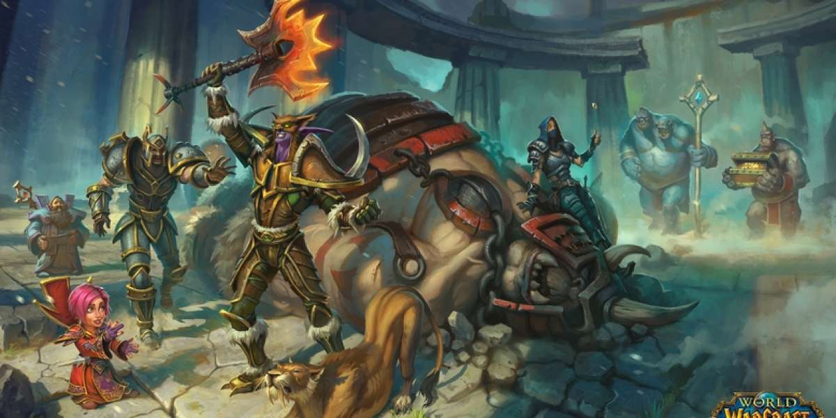 The World of Warcraft expansion has been adjusted