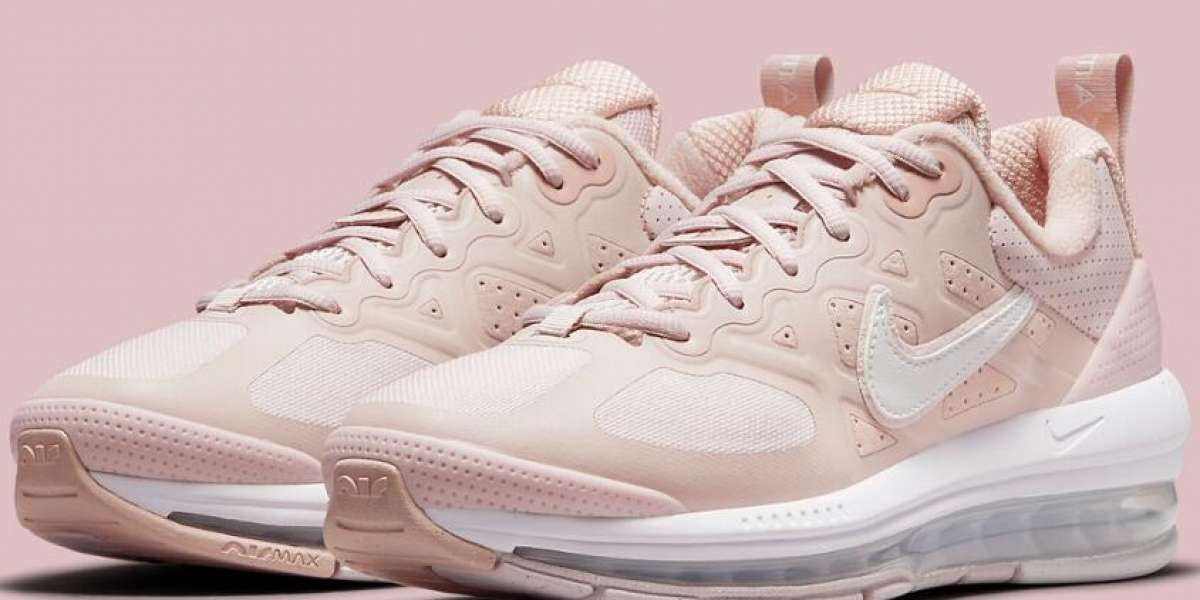 Latest Nike Air Max Genome Barely Rose Releasing for Women