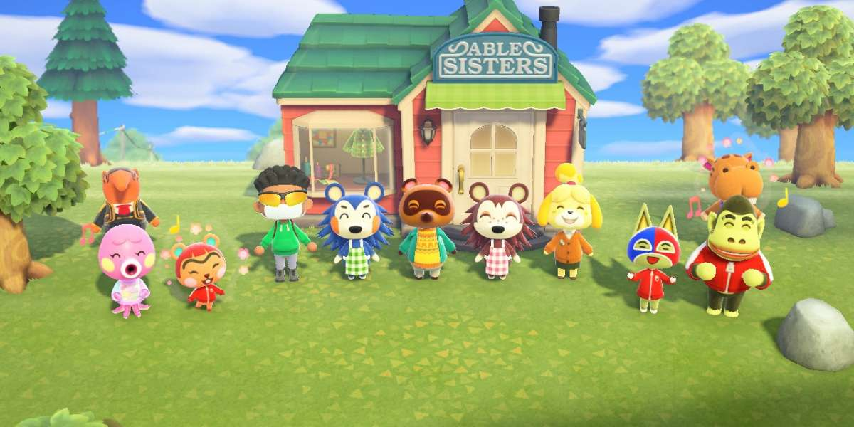 Not that the daily activities of an Animal Crossing metropolis are mainly stressful