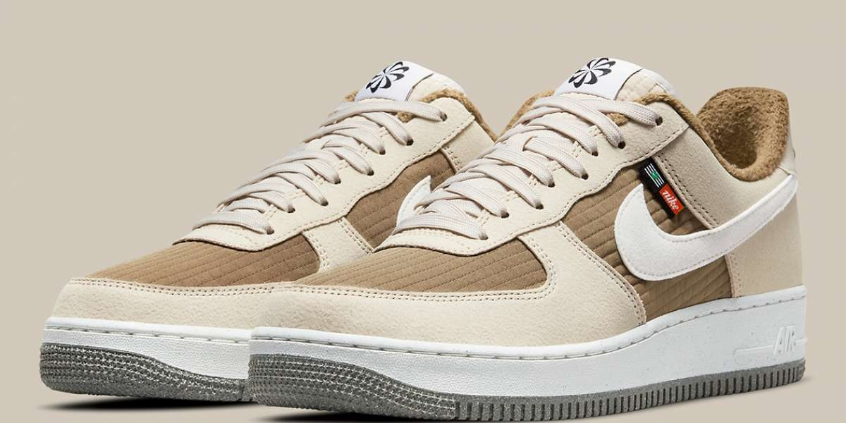 """DC8871-200 Nike Air Force 1 """"Toasty"""" is coming soon"""