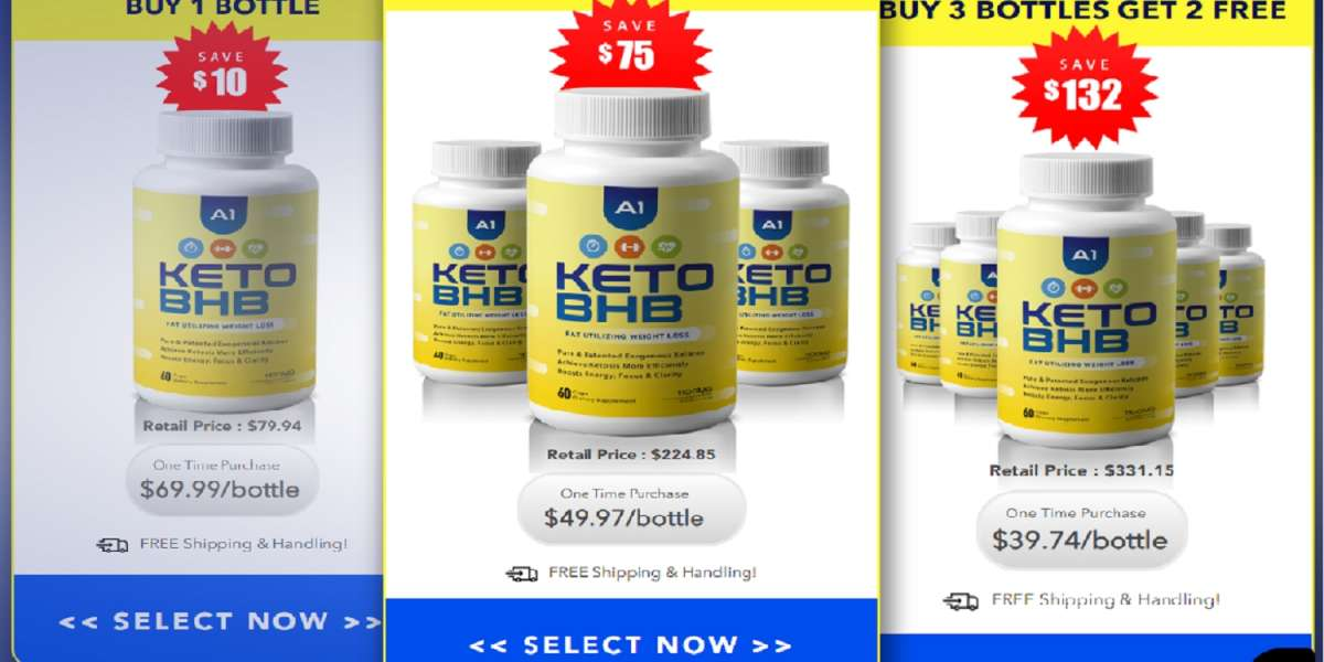 A1 Keto BHB {Ketogenic Diet} Get From Official Site Offer !