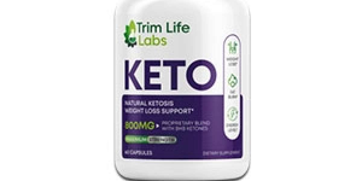 Trim Life Labs Keto {Safe & Effective} – Again Lose Your Weight Now !