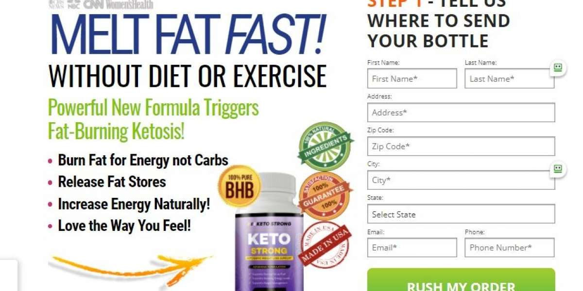 keto strong-Benefits, Reviews and How to get